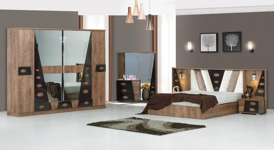 Imprator Classic Bedroom Set Italian Design Elegant Furniture