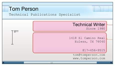 Entry Level El Jobs | Interesting Business Card Jpg 460 267 Now Just Go Find Your Job