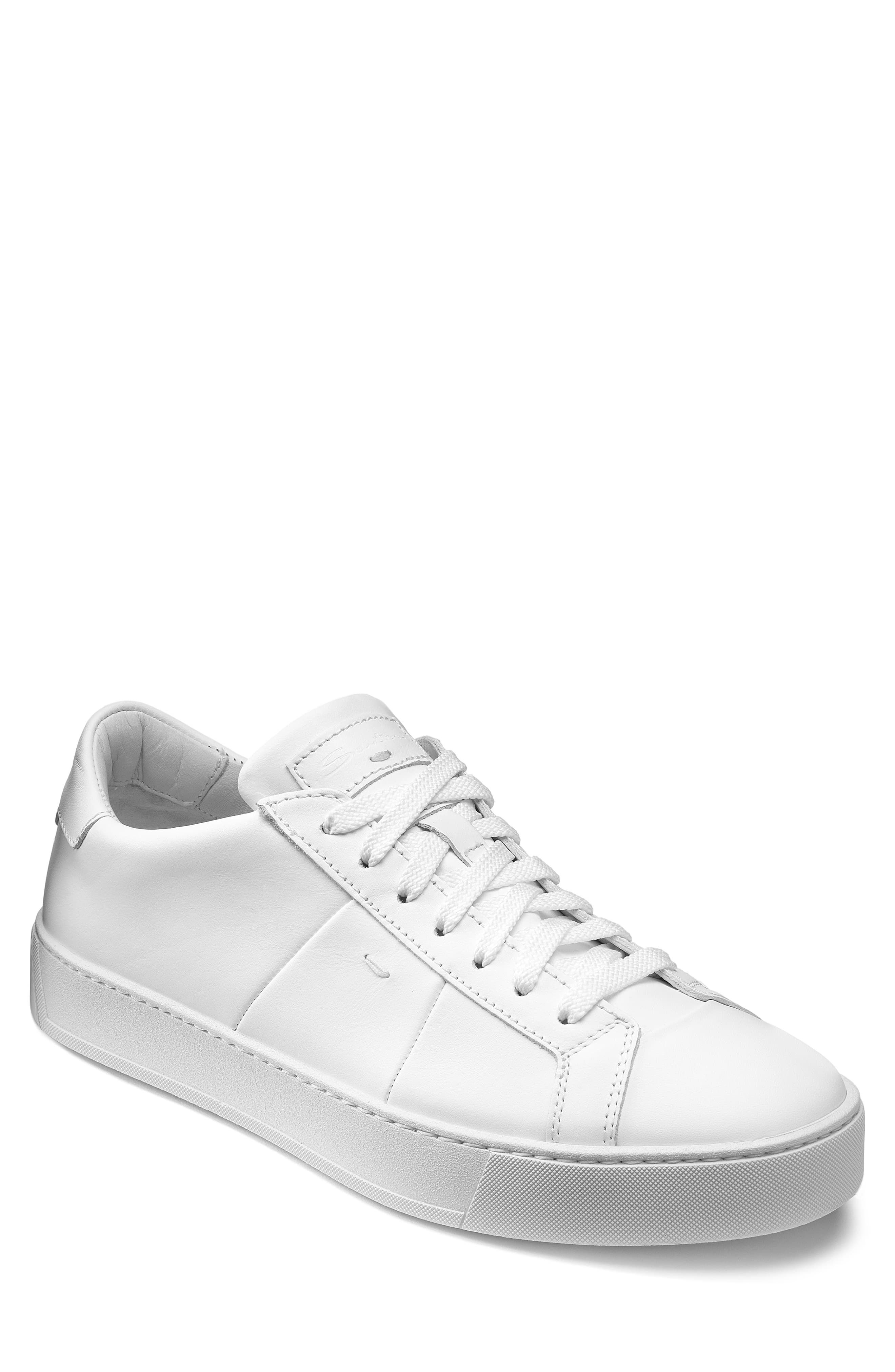 Men's Santoni Gloria Sneaker, Size 8.5