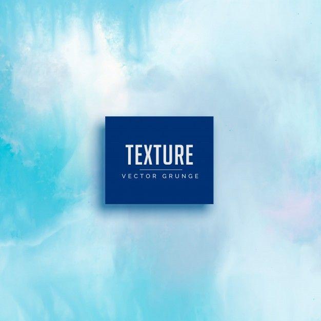 Fond De Texture Aquarelle Bleu Clair Texture Aquarelle Fond D