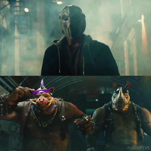 Teenage Mutant Ninja Turtles 2 Official Trailer Teenage Mutant Ninja Turtles Ninja Turtles 2 Ninja Turtles