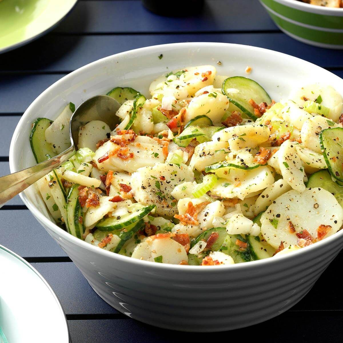 Joy Of Cooking German Potato Salad Recipe