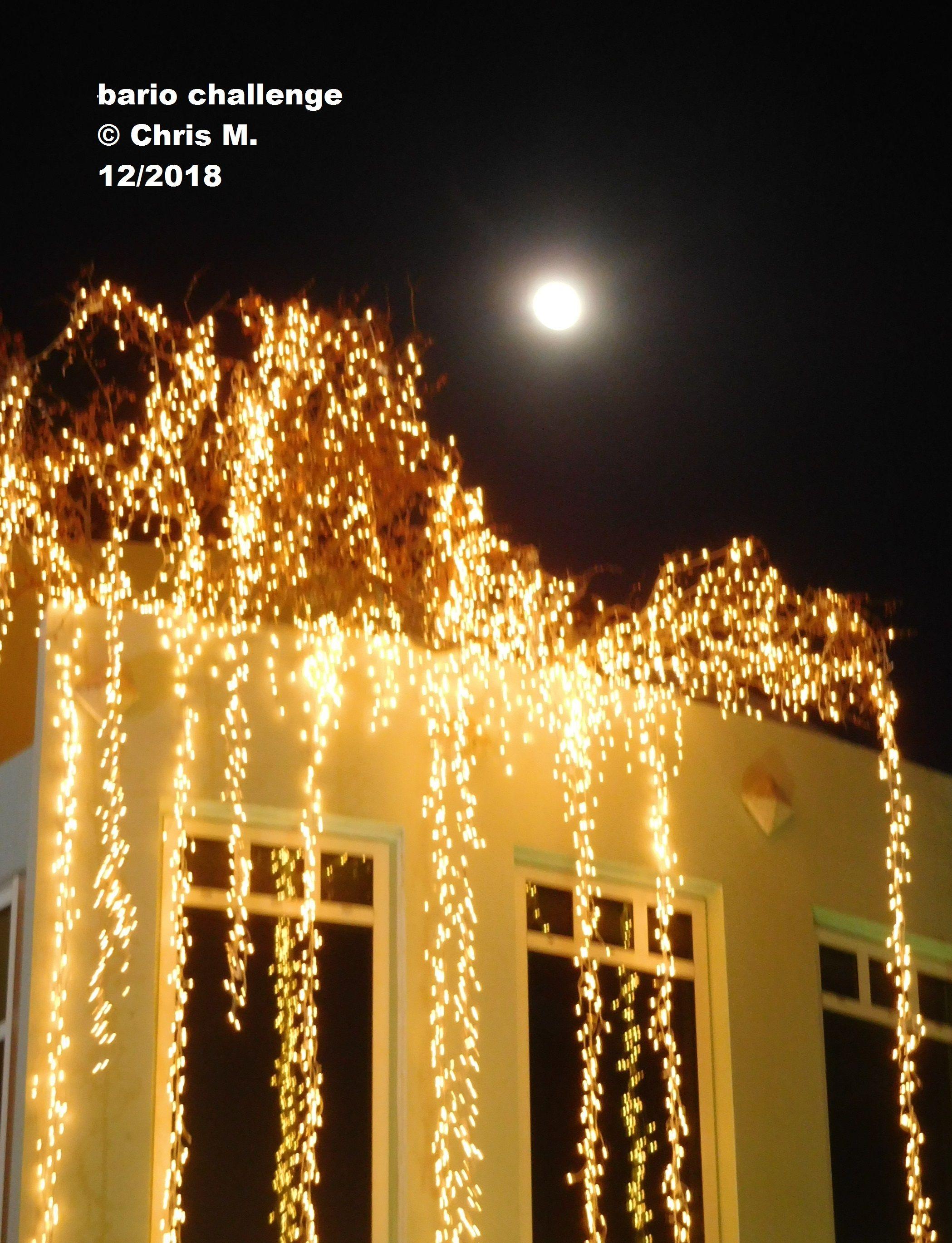 4 Januari 2019 Kerstverlichting Curoil Waaigat Bario Challenge
