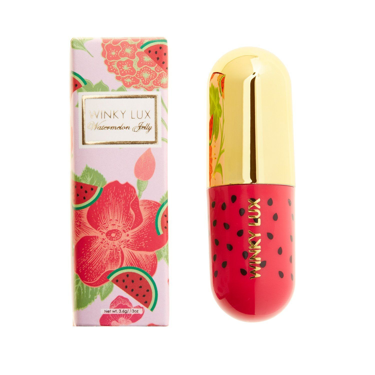 Watermelon Jelly pH Lip Balm | Watermelon lip balm, The balm