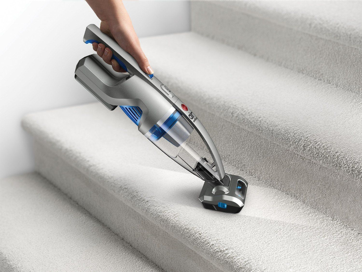Best Vacuum For Carpeted Stairs Deluxe Stick And