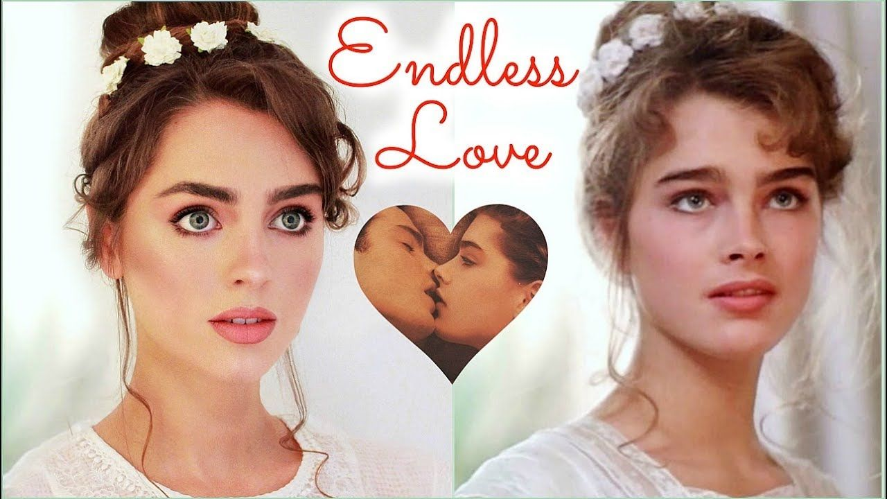 Brooke Shields As Jade Butterfield Makeup Hair Tutorial Endless Love Hair Tutorial Endless Love 1981 Hair Volume Spray
