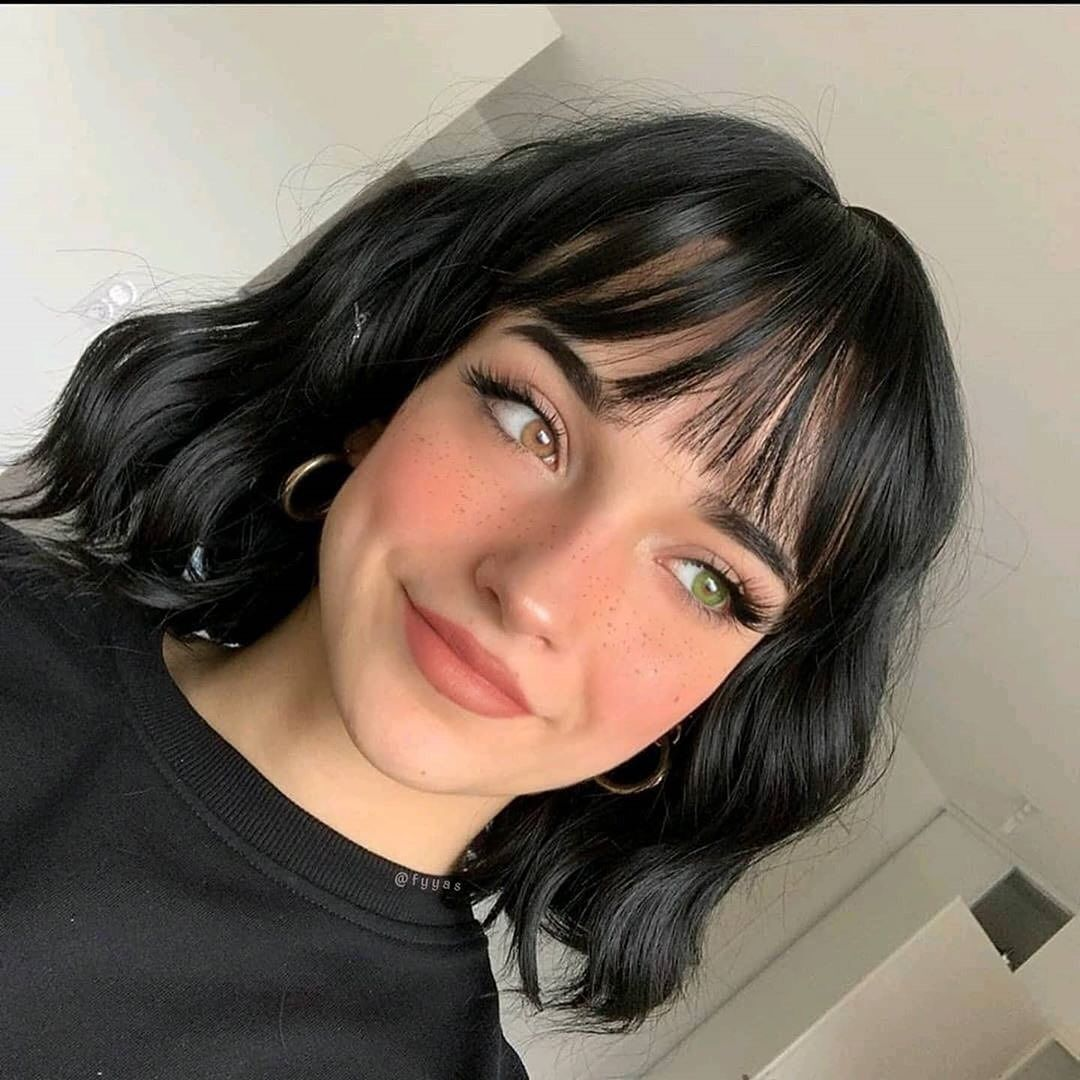 E Girl Hairstyles Are You Brave Enough To Try Tiktok S Latest Hair Trend In 2020 Hair Color Streaks Hair Styles Hair Inspo Color