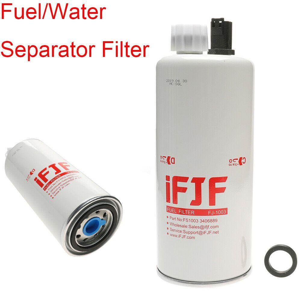 Fs1003 Fuel Water Separator Filter For Cummins Mercedes Series Diesel Engine Ebay Fuel Water Separator Diesel Fuel Filter Diesel