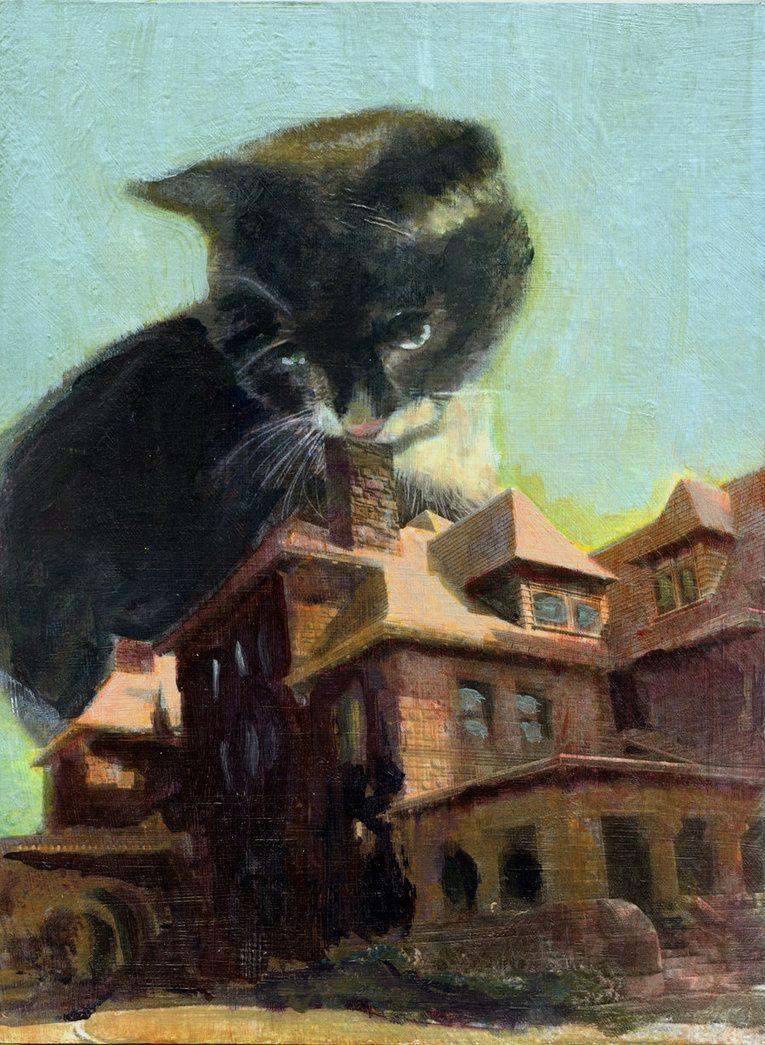 The James J Hill House By Jreischl On Deviantart Cat Art Dog Art House On A Hill
