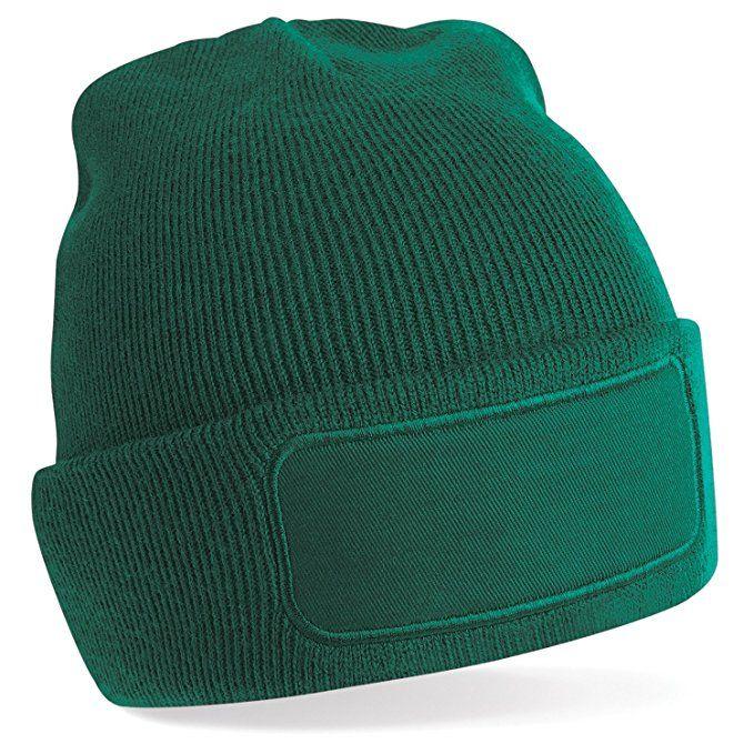 9dab28a2d Beechfield Unisex Plain Winter Beanie Hat / Headwear (Ideal for ...