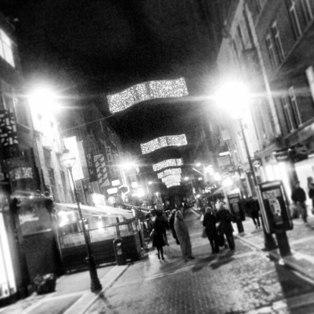 A view from Grafton street