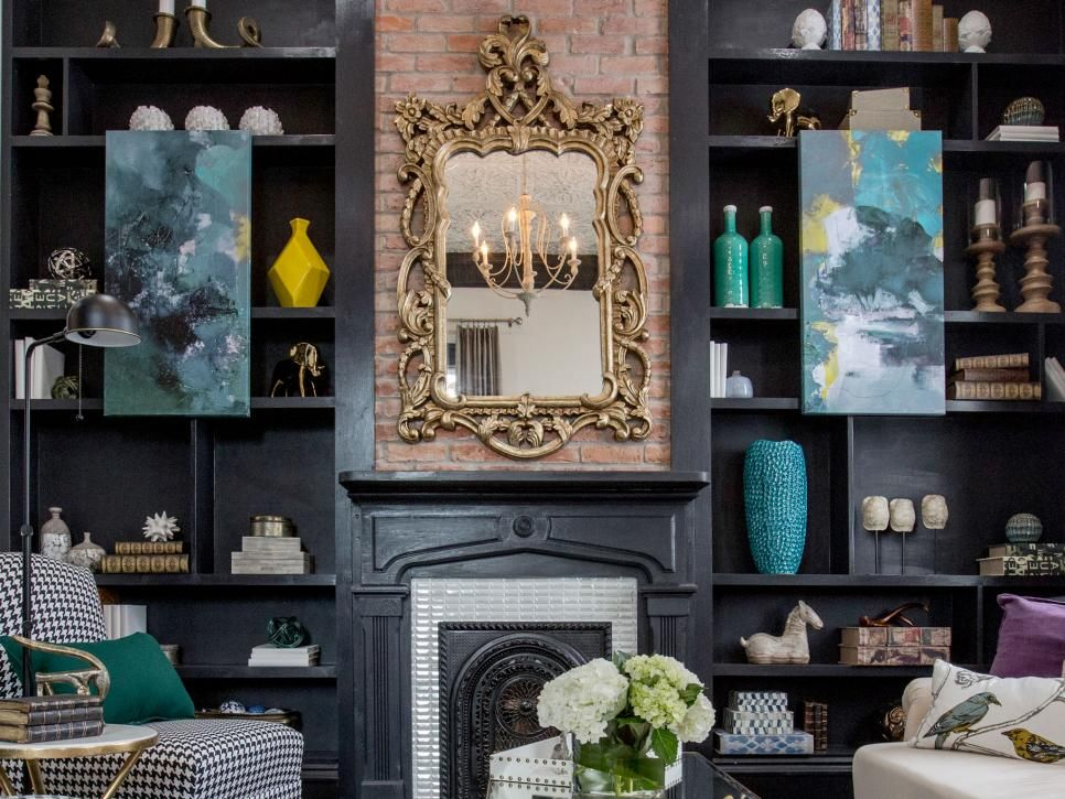 Brothers Take New Orleans Living Room Transformations From Drew