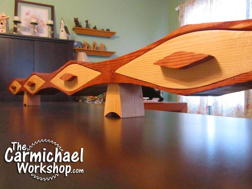 The Carmichael Workshop Project Plans bandsaw Pinterest