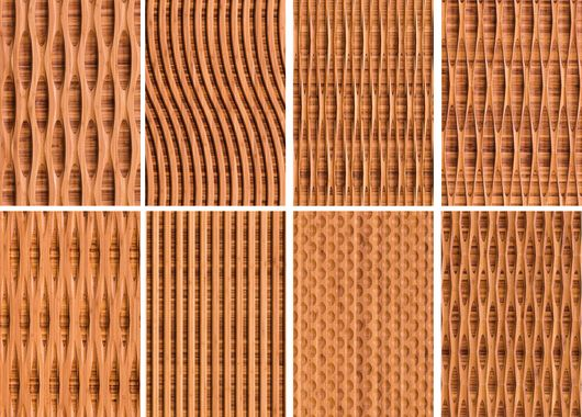 Bamboo Wall Panels Plyboo S Reveal Line From Intectural