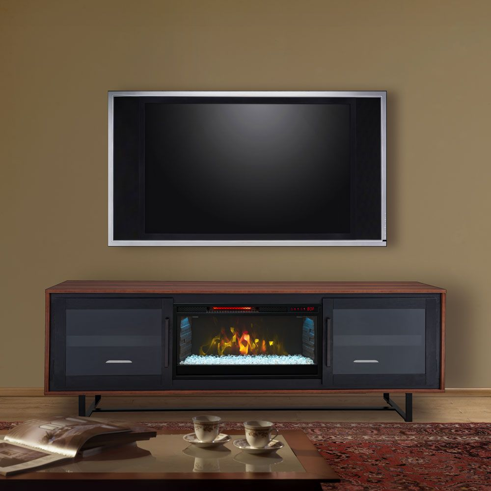 small entertainment center with fireplace on Emerson Infrared Electric Fireplace Entertainment Center In Waln Electric Fireplace Entertainment Center Fireplace Entertainment Center Fireplace Entertainment