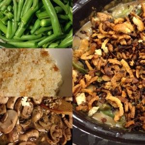 Vegan And Gluten Free Crockpot Green Bean Casserole Vegan Green Bean Casserole Crockpot Dinner Green Bean Casserole