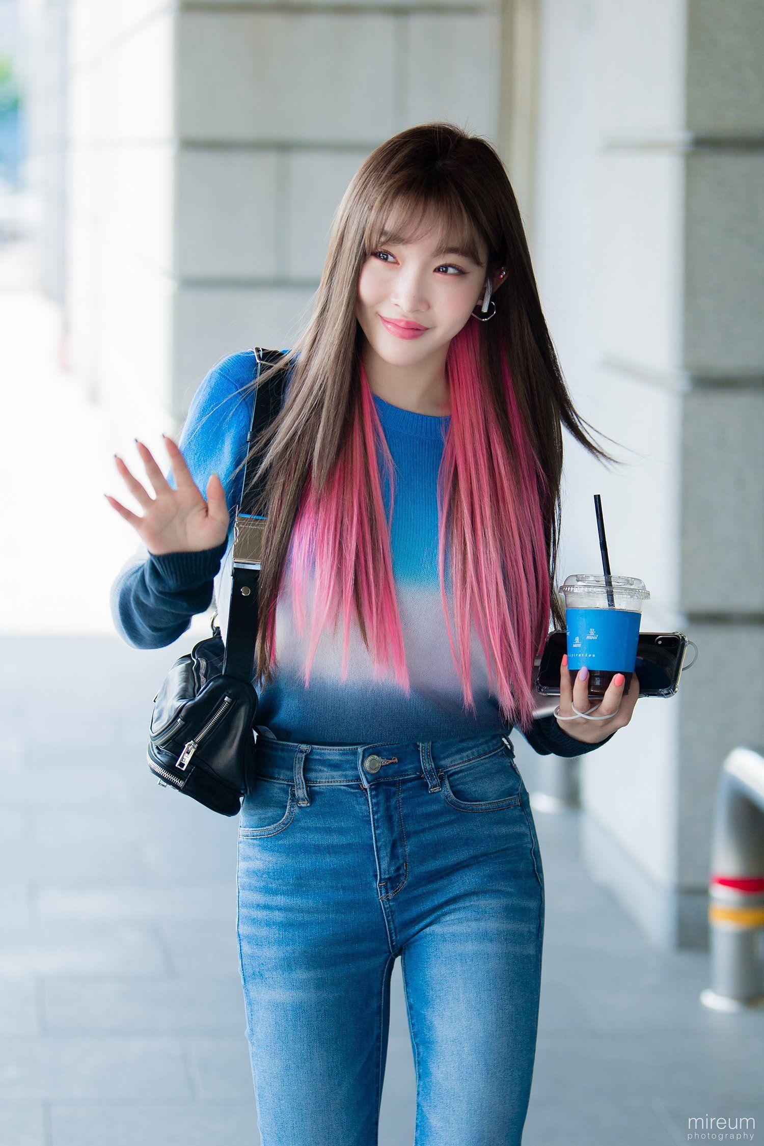Chungha kpop kdrama bts exo kpoparmy kpop hair