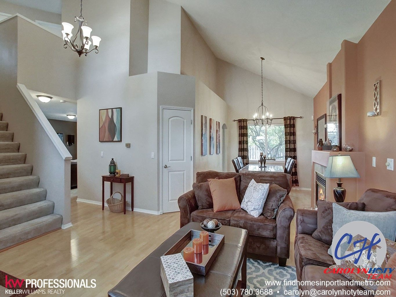 7721 Sw 172nd Place Beaverton Or 97007 With Images Interior