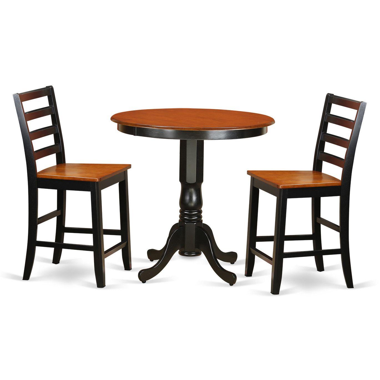 Theke Höhe Esstisch Und Stühle Esszimmerstühle