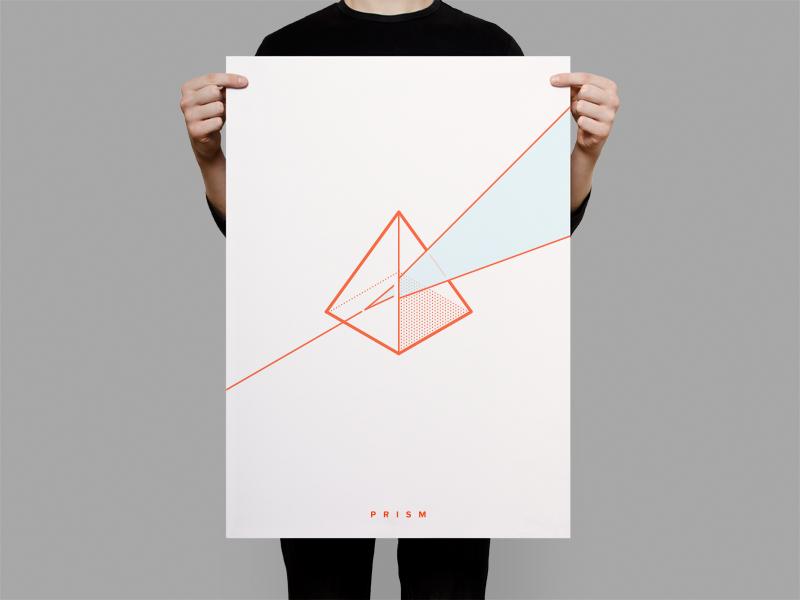 Prism Illustation by Ken Chen for Nutanix
