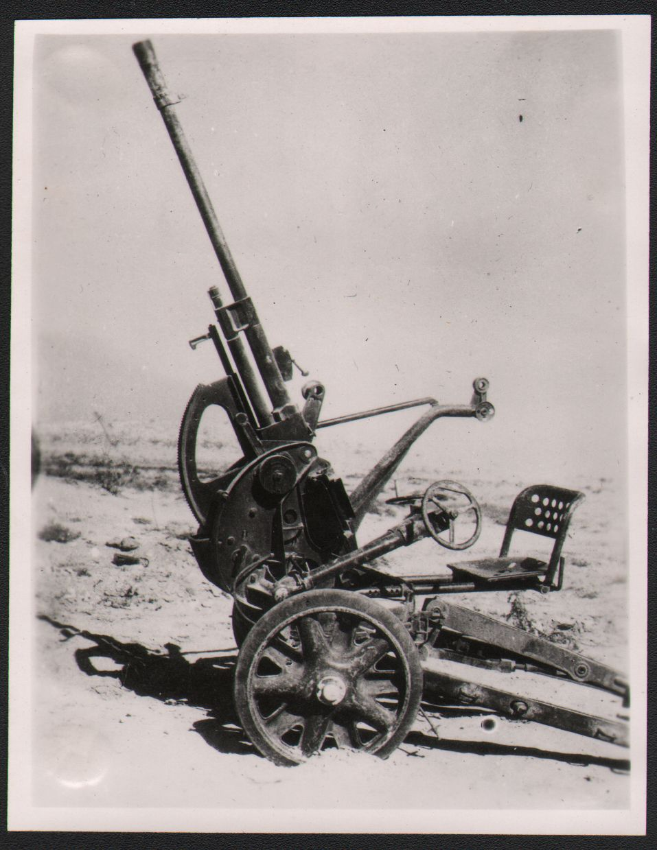 World War 2, Western Desert Campaign, Egypt, Big Gun, War Machine