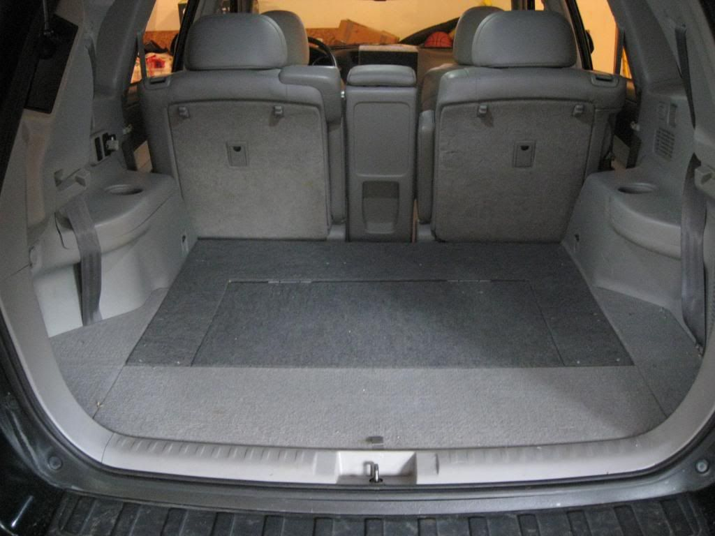 Toyota Sienna Captains Chairs Removal Old High Chair Parts Remove 3rd Row Seats Of Highlander If You Don 39t Need The