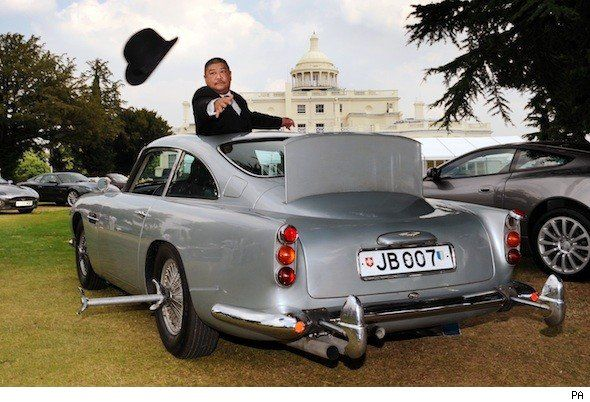 The Five Best James Bond Movie Cars World Car Scene