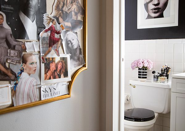 Een Moderne Makeover : Small space makeover: elaine welteroth of teen vogue