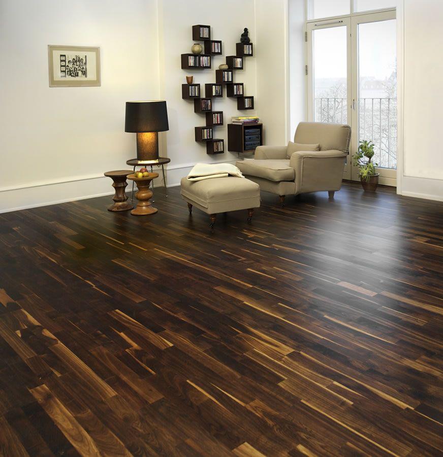 Junckers flooring black oak real wood hardwood floors for Real solid wood flooring