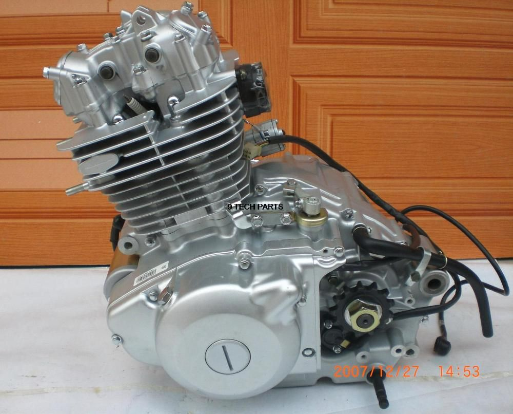 GN300 GN 300cc ENGINE COMPLETE for Motorcycle ATV Quad Dirt