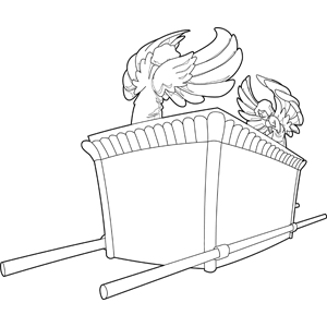 44+ King david and the ark of the covenant coloring page download HD