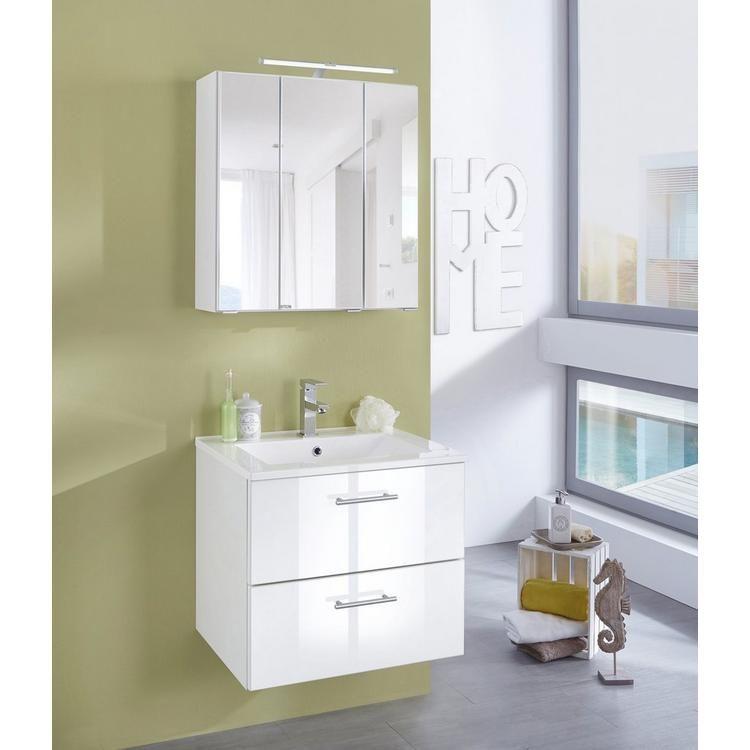 Welltime Waschplatz Set Trento Waschtisch Breite 60 Cm 2 Tlg Online Kaufen In 2020 Waschtisch Welltime Unterschrank