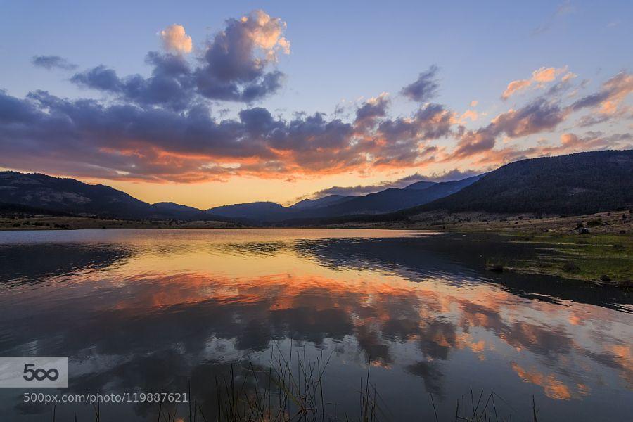 Sorgun Lake by alizekikaya #nature