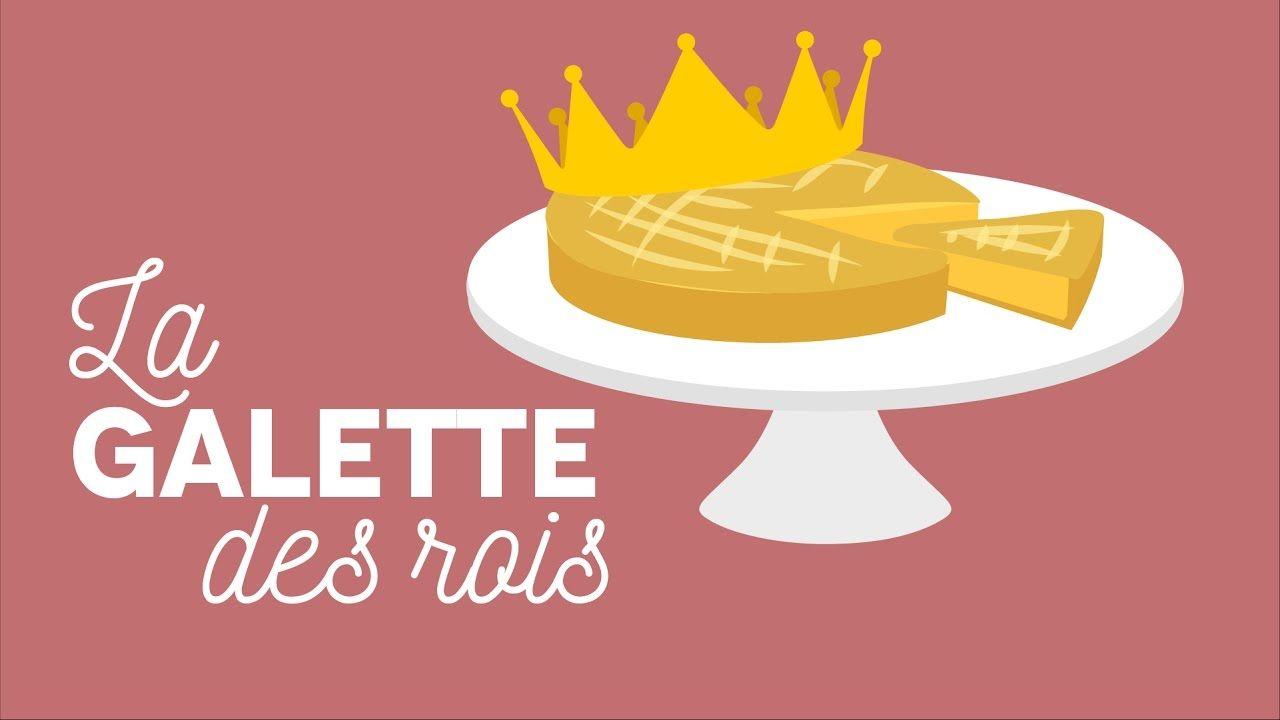 La Galette Des Rois Les Carnets De Julie Youtube Galette France