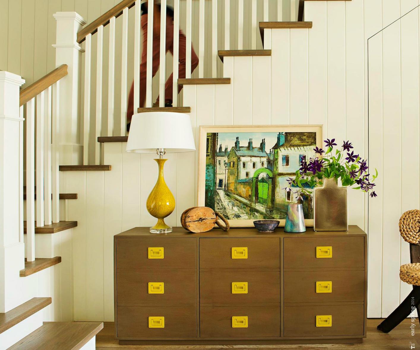 Entry Vignette | Interior design tips, House styles