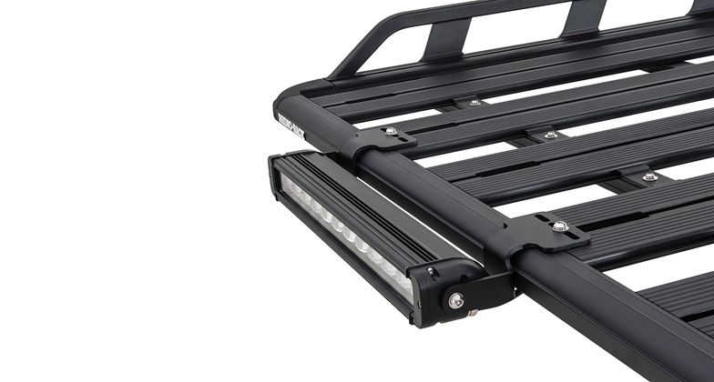 Led Light Brackets For Your Pioneer Roof Rack By Rhino Rack Http
