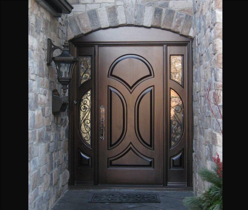 Amberwood Doors Inc: Custom Wood Doors, Entry Doors