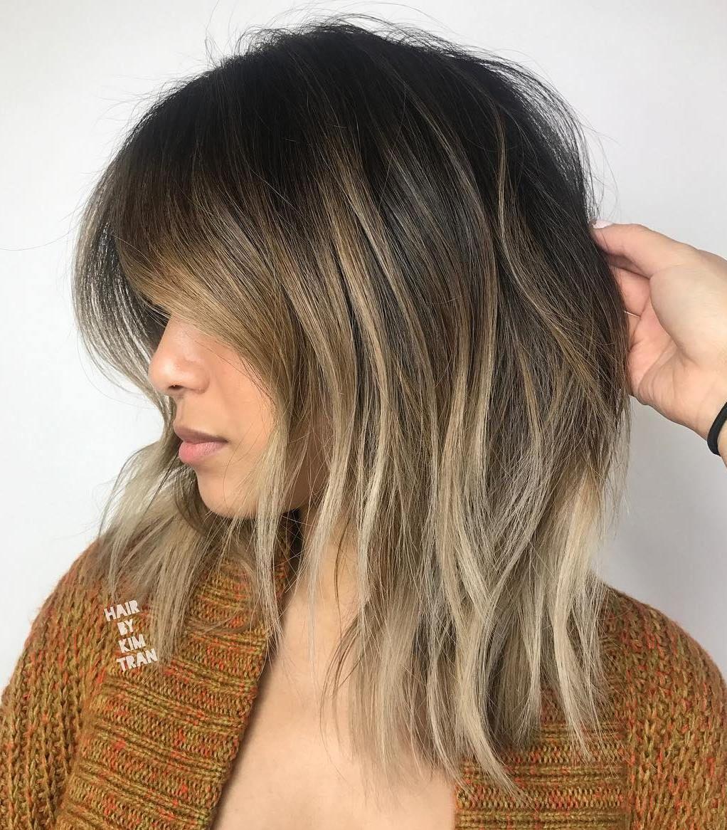 60 Fun And Flattering Medium Hairstyles For Women Hair Pinterest