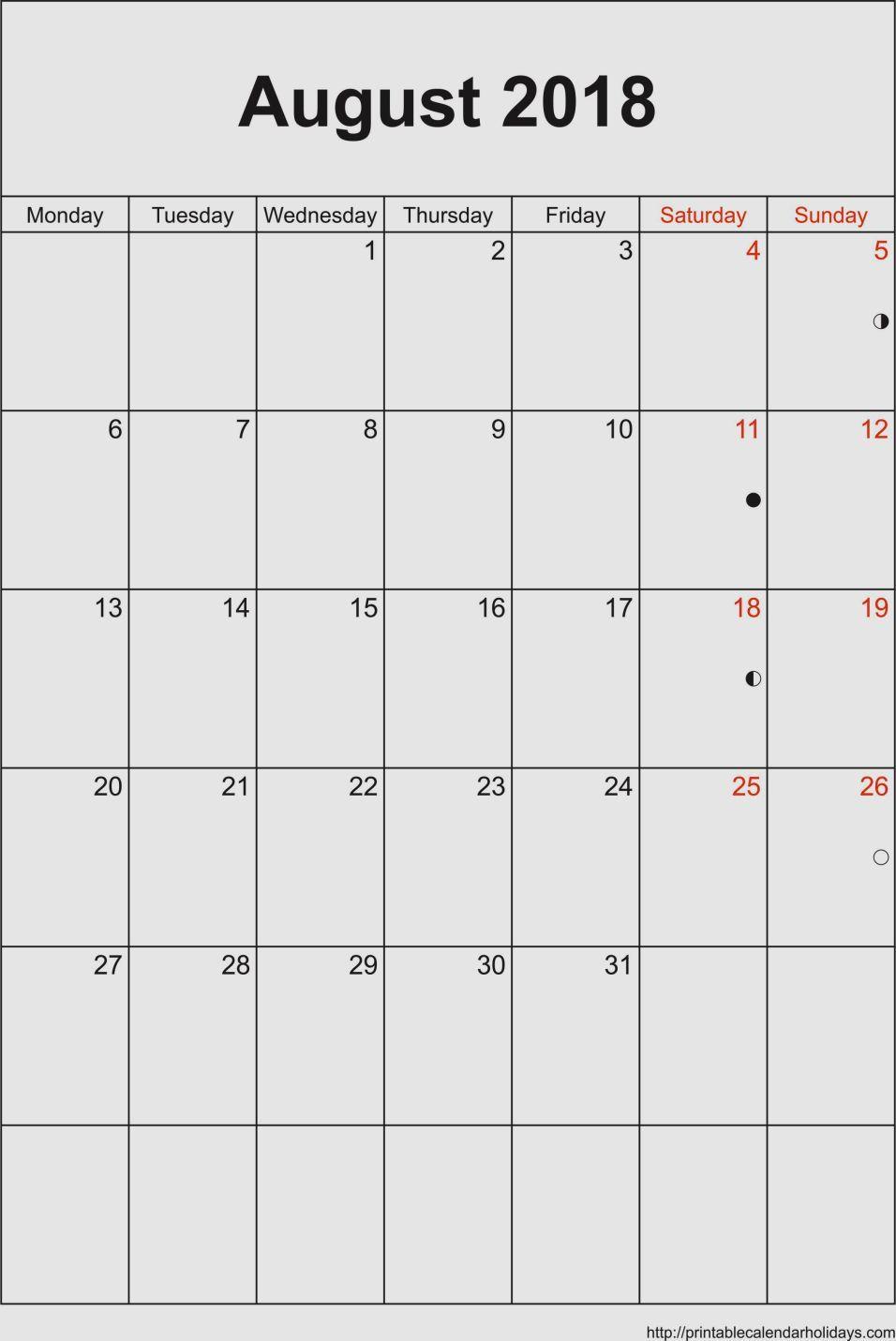 July  Calendar Blank Year Creative  Invoice