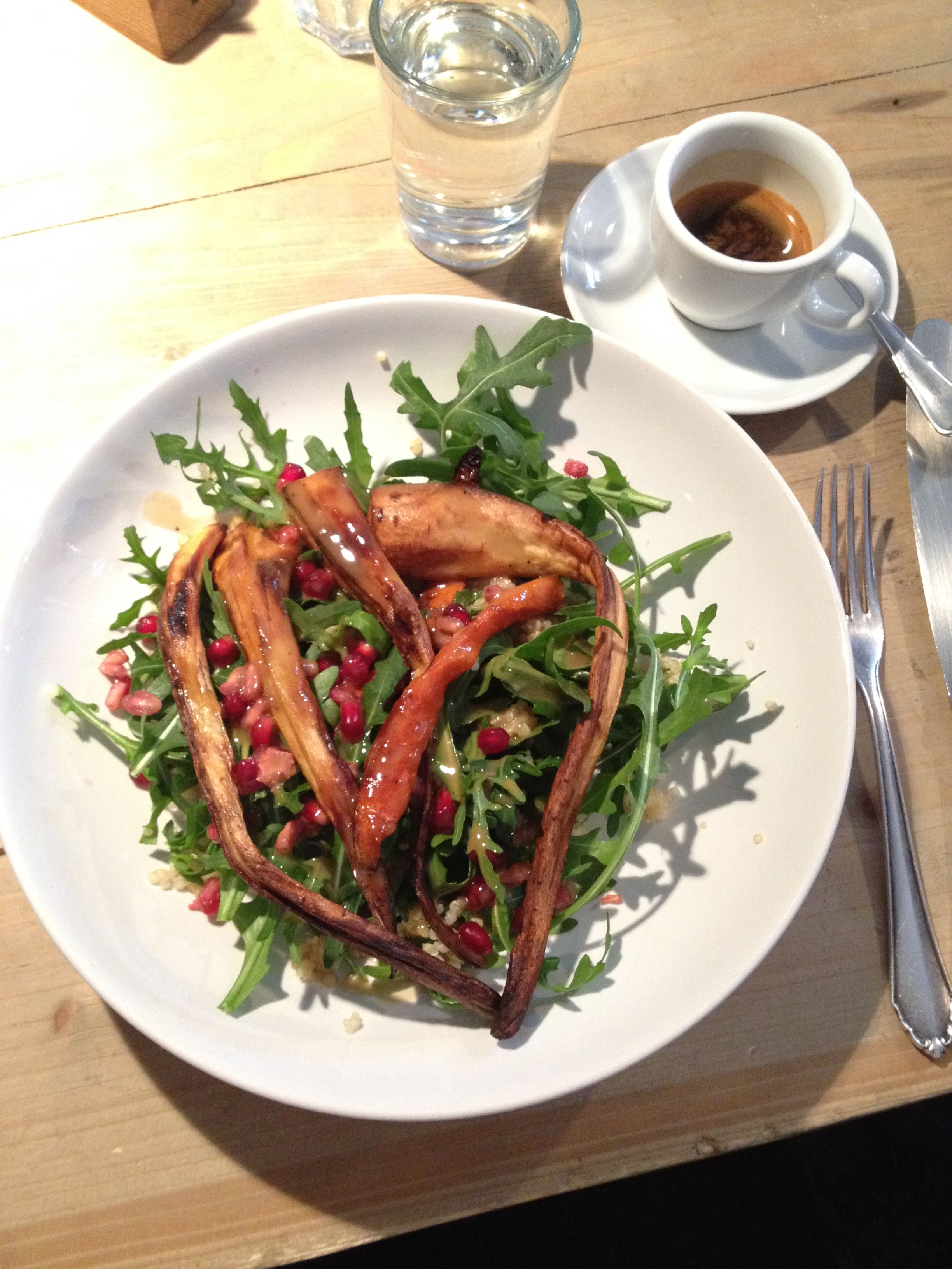 Aunt Benny I Berlin #lunch #vegan #glutenfree #healthy #quinoa ...