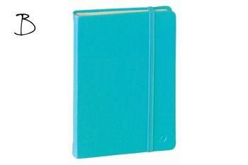 NEW: Quo Vadis Habana - 6.25 x 9.25, Blank Paper, Turquoise, $24.00