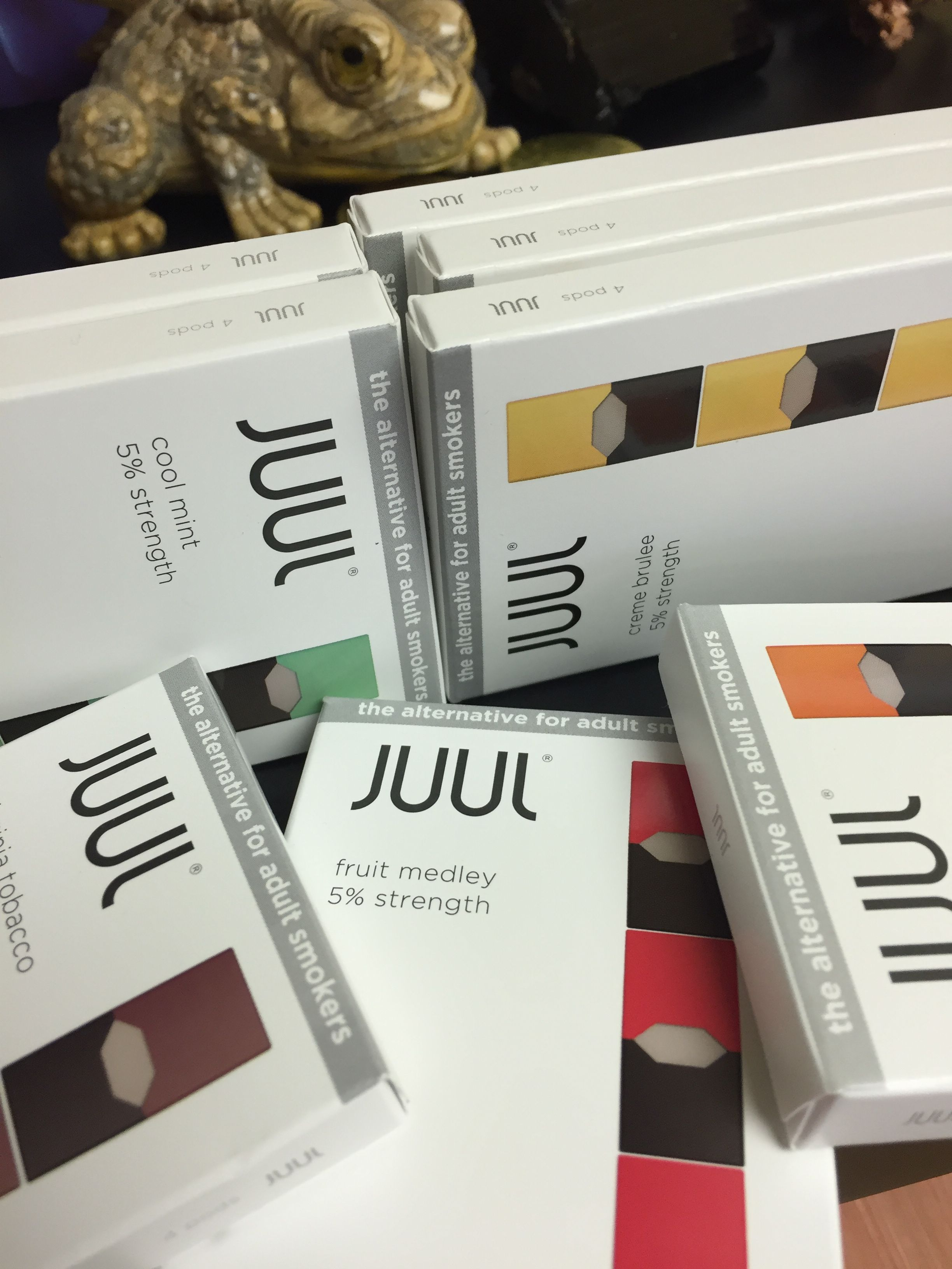 Juul Pods Whats Your Flavor TheVaporum Knoxville