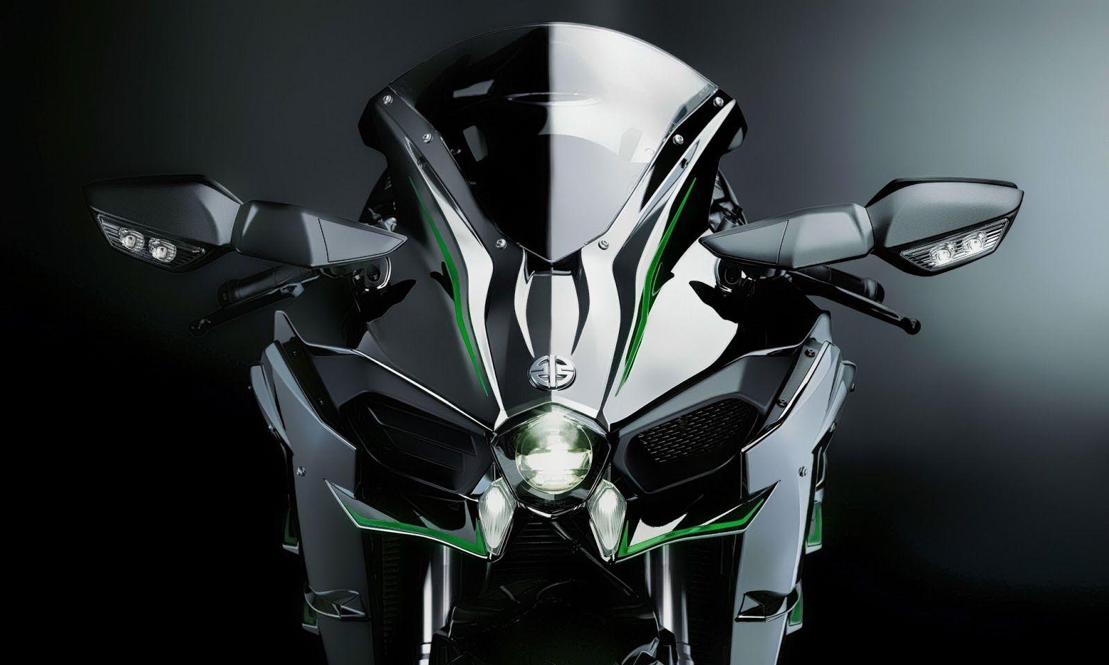 Kawasaki Ninja H2r Wallpaper Hd Kawasaki H2 Kawasaki Ninja