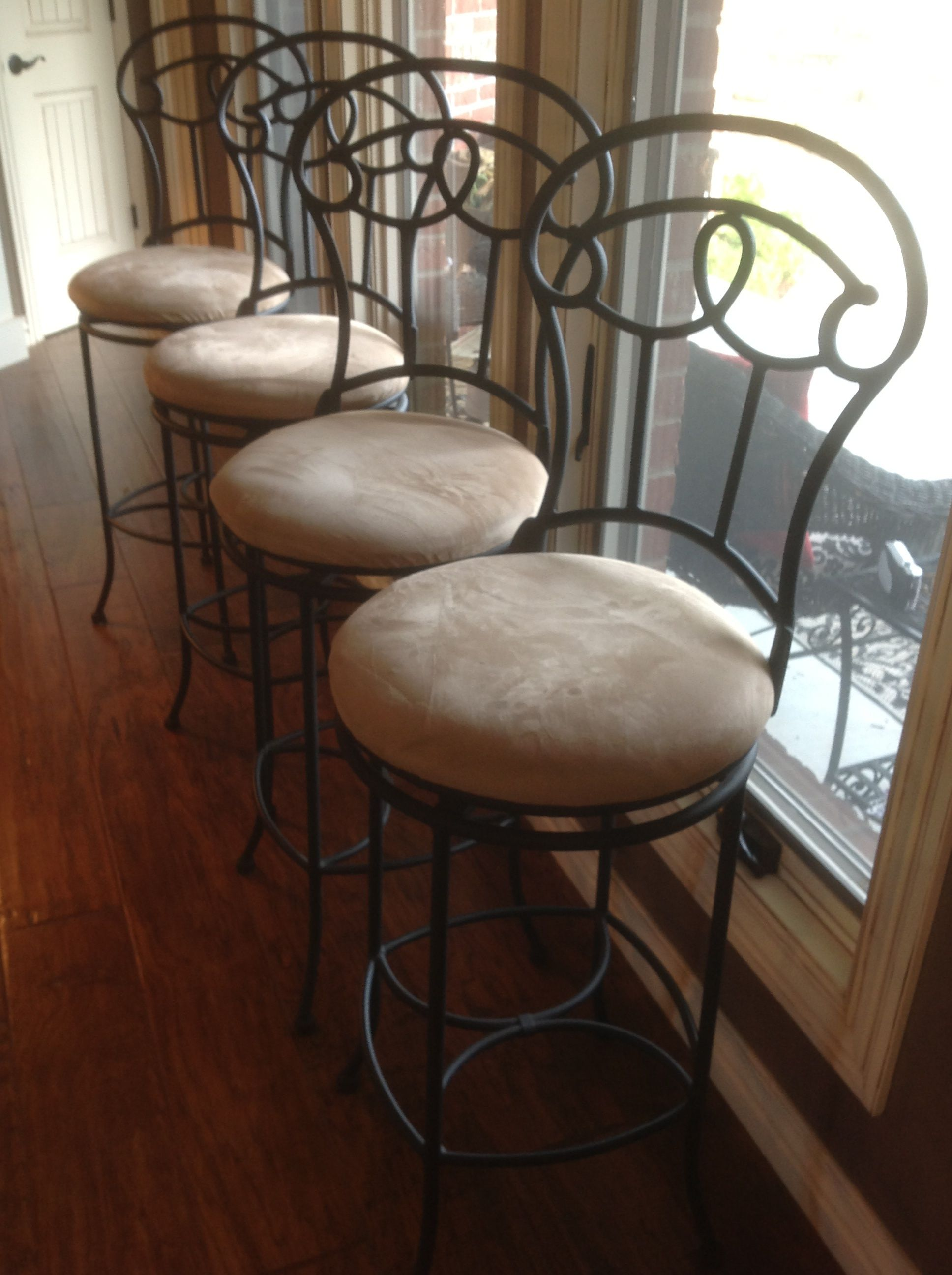 Bar height bar stools-set of 4 in Excesstreasures' Garage ...