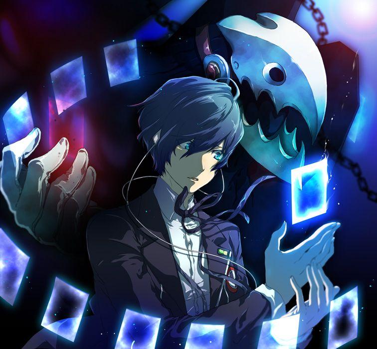 Tags Fanart Shin Megami Tensei Persona 3 Pixiv Minato Arisato Persona 3 Thanatos Persona Persona Anime Anime Images