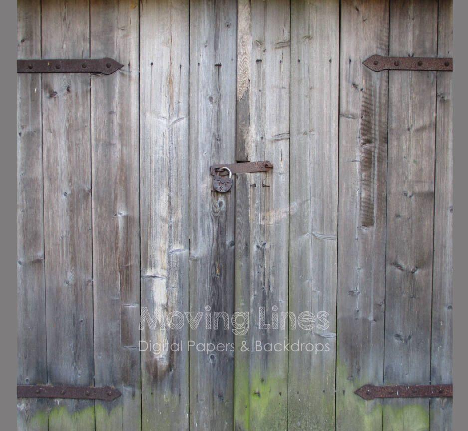 Barn Door Backdrop Wood Background Baby Photography Props Etsy Door Backdrops Barn Door Infant Photography Props