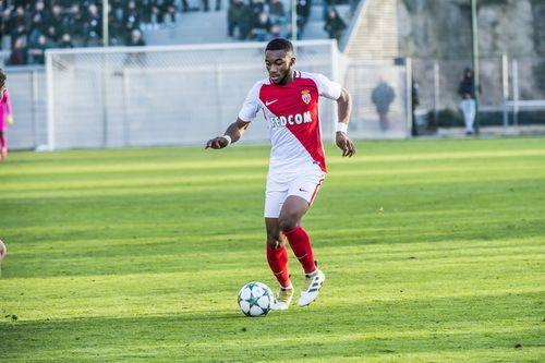 Maillot Extérieur AS Monaco Moussa SYLLA