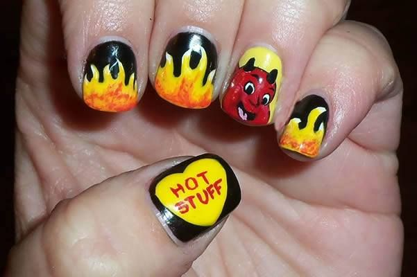 Amazing unique and funky nail designs for girls nails amazing unique and funky nail designs for girls prinsesfo Choice Image