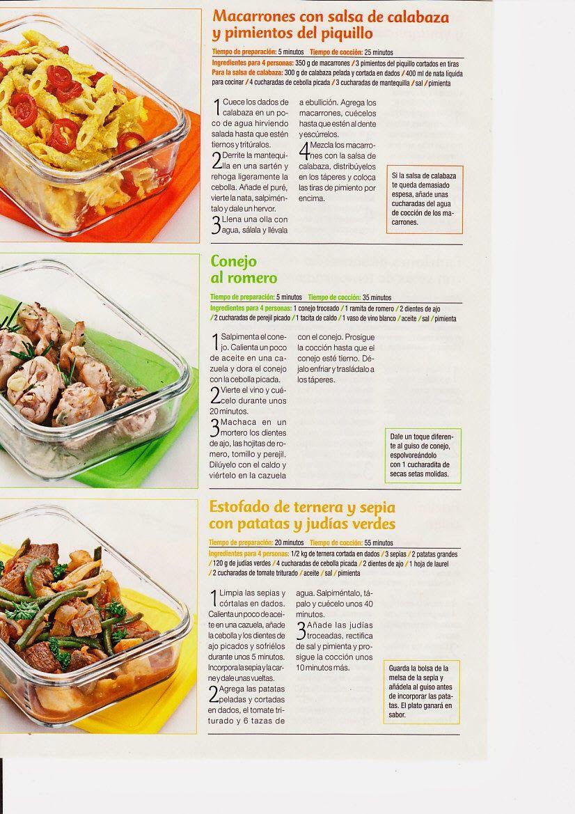 Blog De Recetas De Cocina En Portugues Y Español Recetas