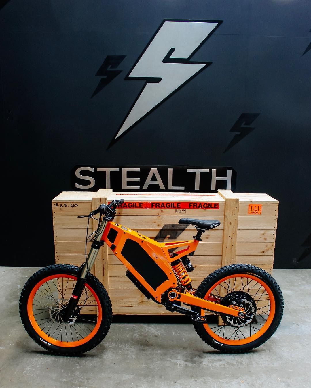 Purchase A Stealth Bike Online Get It Delivered To Your Door We